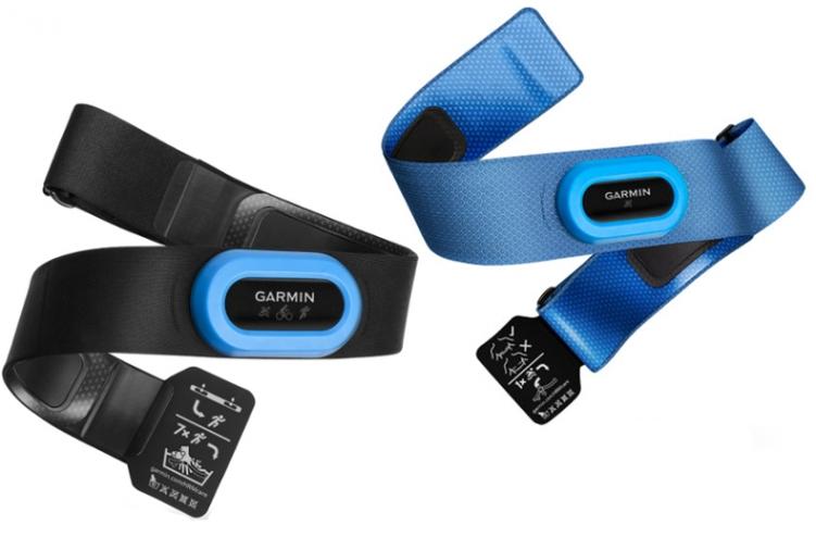 Garmin HRM-Tri + HRM-Swim [010-11254-03] Zestaw akcesoriów