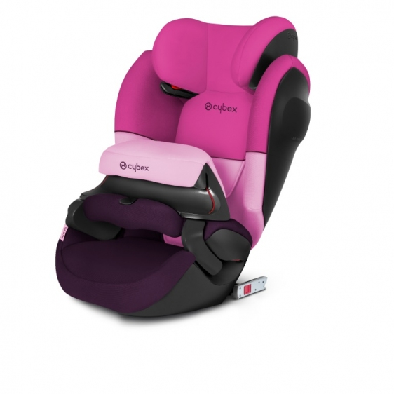 Cybex Pallas M-Fix SL Purple Rain