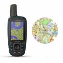 Garmin GPSMAP 64x [010-02258-01] + OpenStreetMap Topo Polska