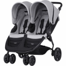 Britax B-AGILE DOUBLE 2017 Steel Grey