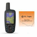 Garmin GPSMAP 64x [010-02258-01] + PL TOPO 2019.3