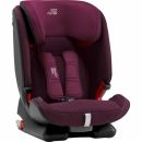Britax Romer Advansafix IV M Burgundy Red