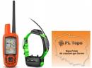 Garmin Alpha 50 z obrożą TT15 Mini + PL TOPO EU TOPO 2020.1