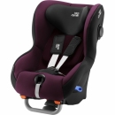 Britax Max-Way Plus Burgundy Red 9-25 kg