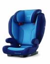 Recaro Monza Nova EVO Seatfix Xenon Blue