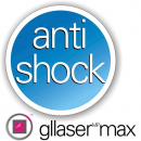 Folia ochronna Gllaser Anti-Shock 5H do Garmin Montana 700i