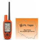 Garmin Alpha 50 [010-01635-D3] + PL TOPO EU TOPO 2020.1