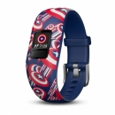 Garmin Vivofit Junior 2 Regulowana opaska Kapitan Ameryka [010-01909-12]