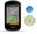 Garmin Edge 1030 Plus [010-02424-10] + OpenStreetMap Topo Polska + Folia ochronna Gllaser 5h