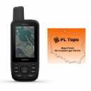 Garmin GPSMap 66s [010-01918-02] + PL TOPO 2020.1